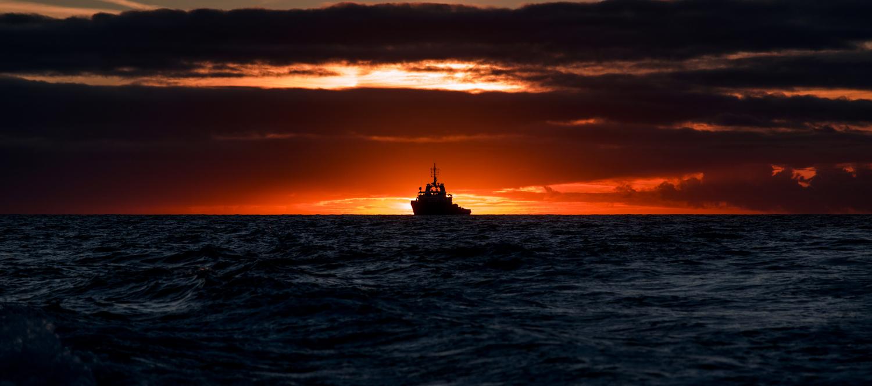 Let's Sun-set Sail by DEVANSH PATEL