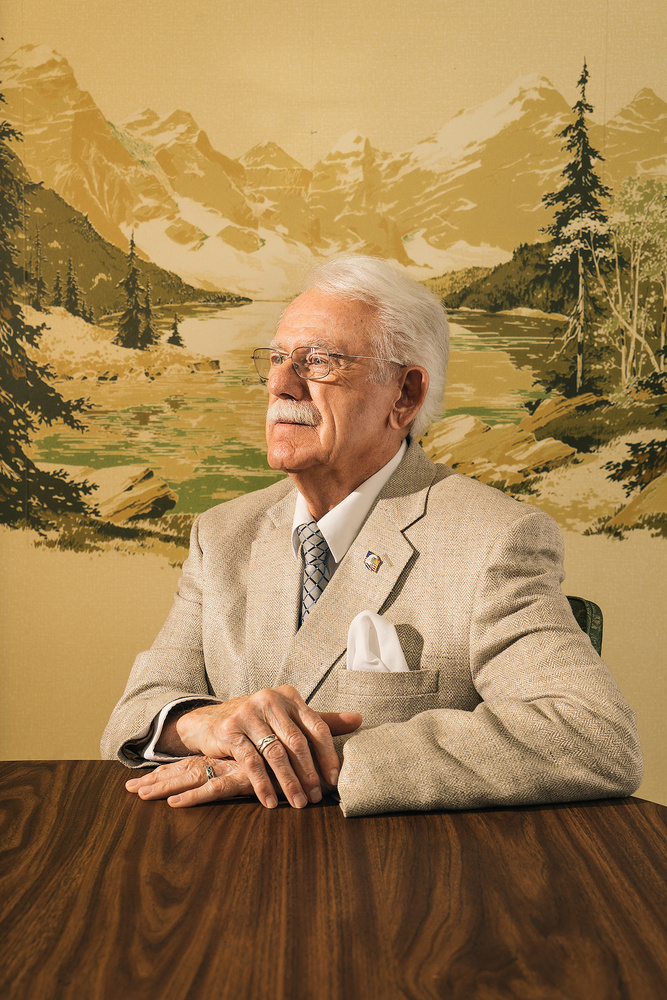 Grandpa Tucker by Chase Wilson