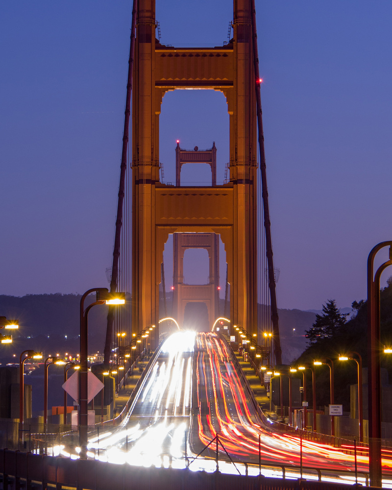 Golden Gate Bridge by John Promes