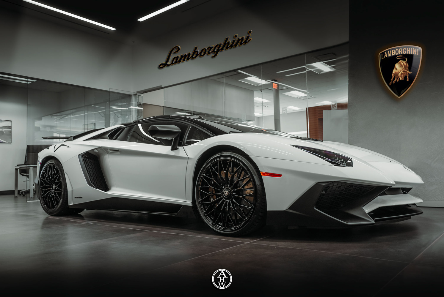 Aventador SV by Andrew Wiest
