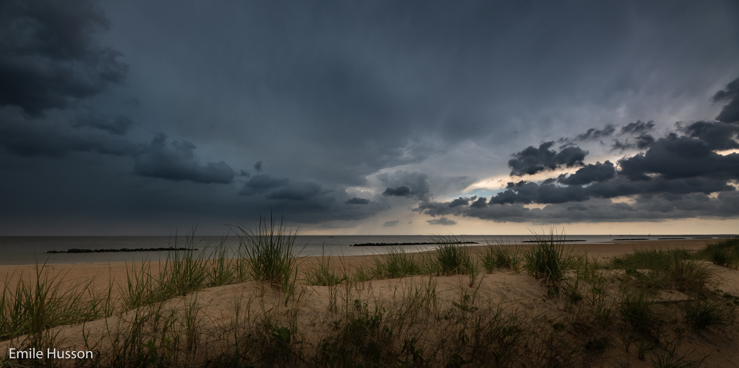 Edge of the Storm by Emile Husson