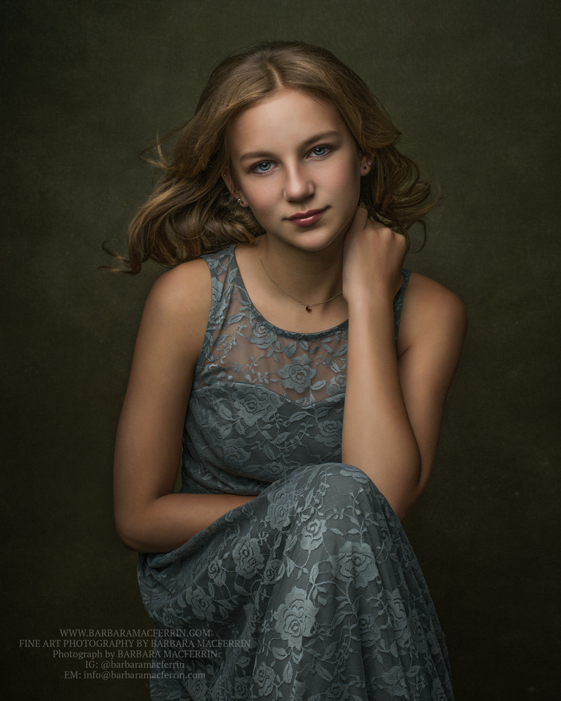 Julia Hernandez - Fine-Art Portrait Photography - YouTube