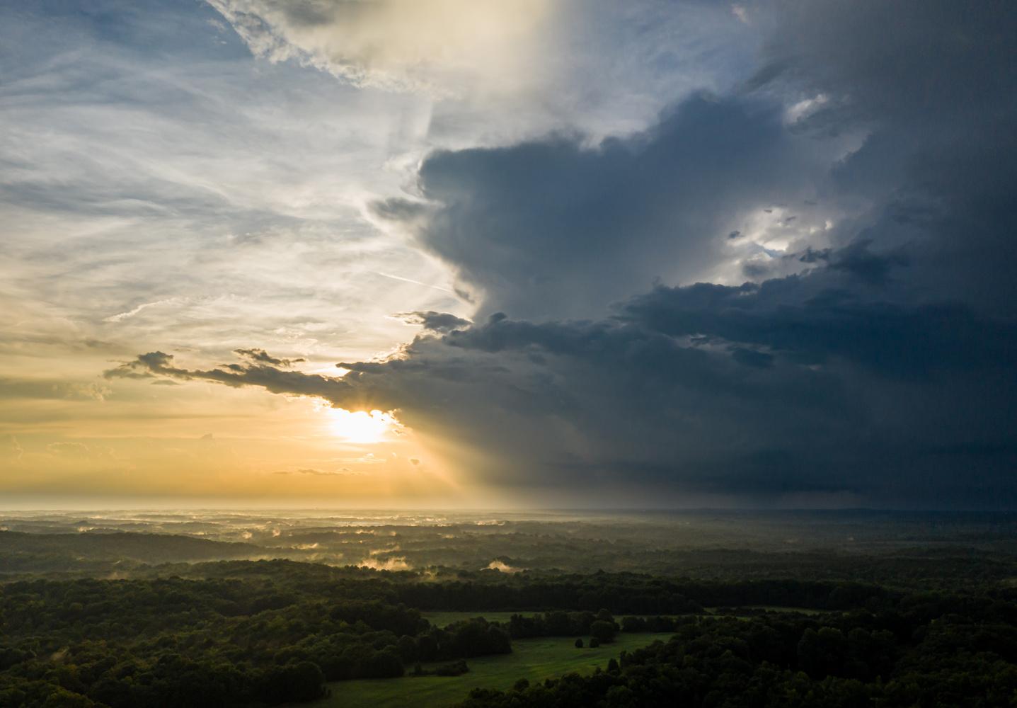 Summer Storm -- July 5, 2019 by Mark Guinn