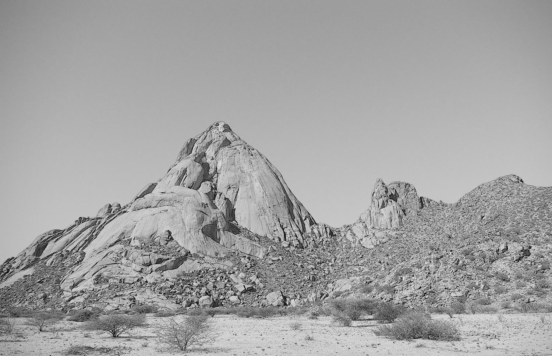 Spitskop Namibia by Arthur Morgan