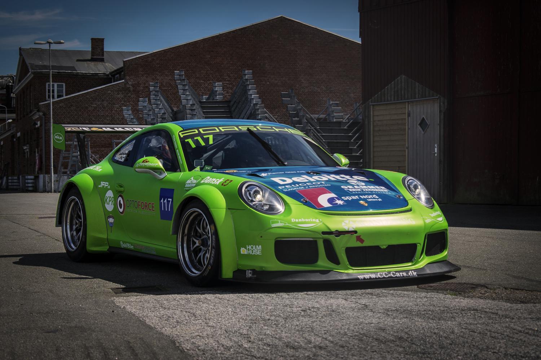 Porsche 991 GT3 by Rene Larsen