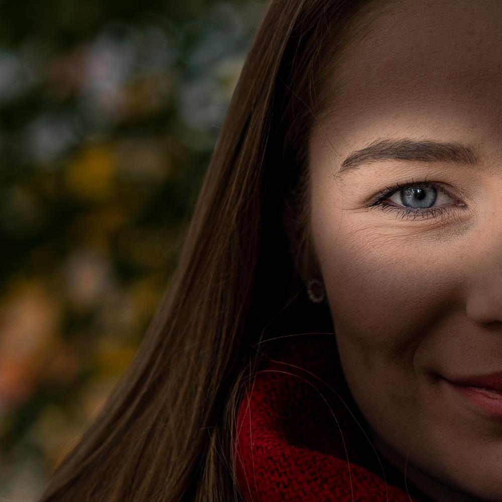 Autumn Eye by David Brugman