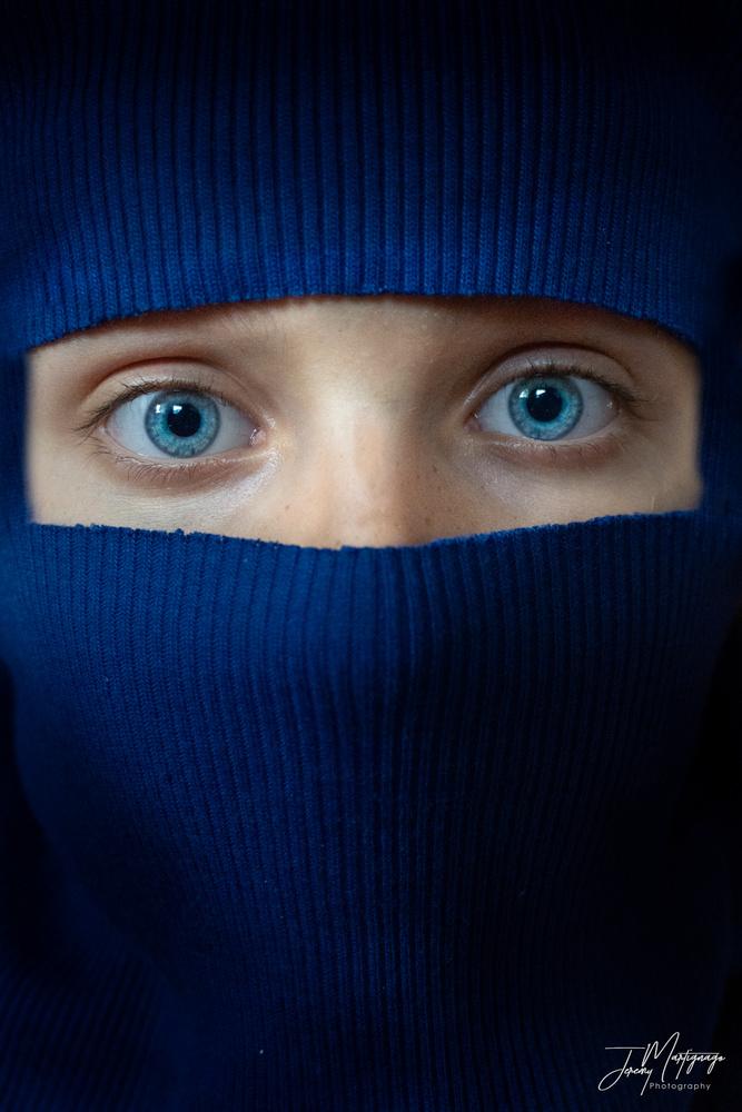 Ninja by Jeremy Martignago