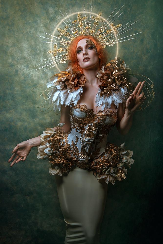 Saint Irene by Sanne van Bergenhenegouwen