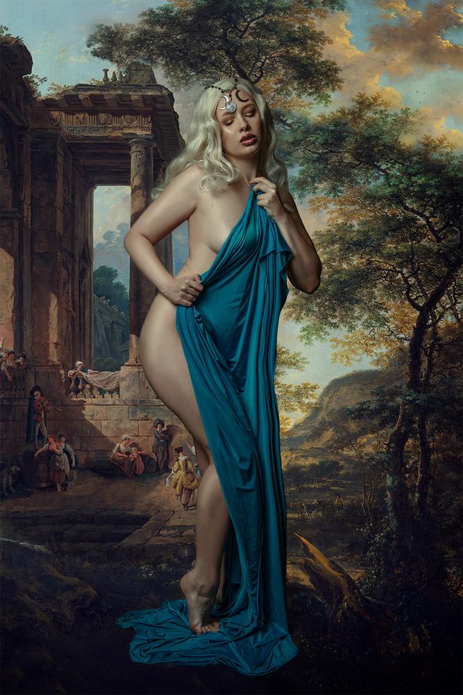 Jasmine by Sanne van Bergenhenegouwen