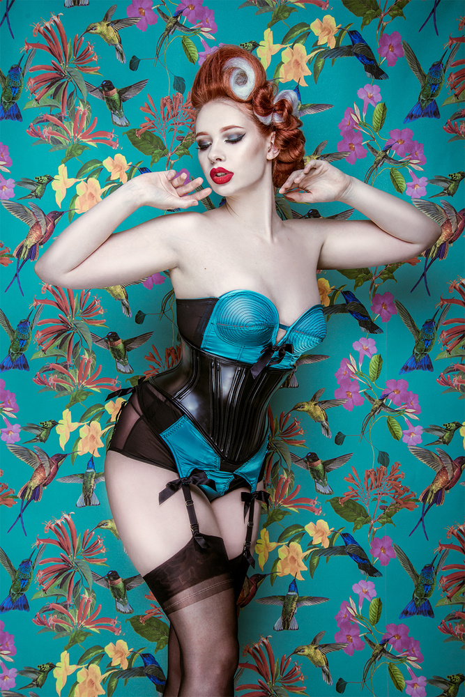 Pin-Up by Sanne van Bergenhenegouwen