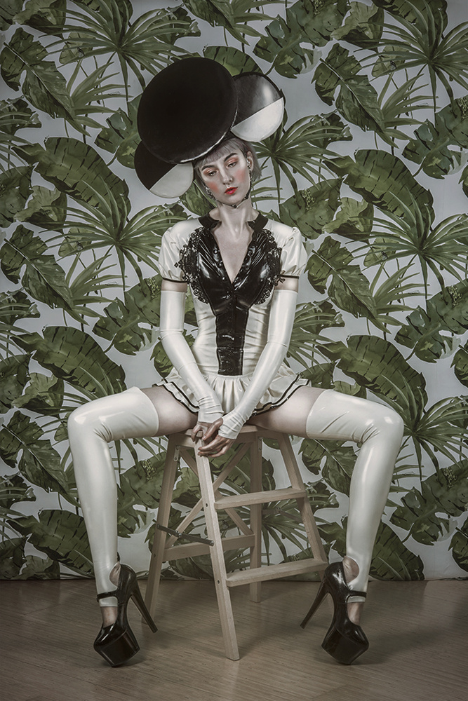 Dollhouse by Sanne van Bergenhenegouwen