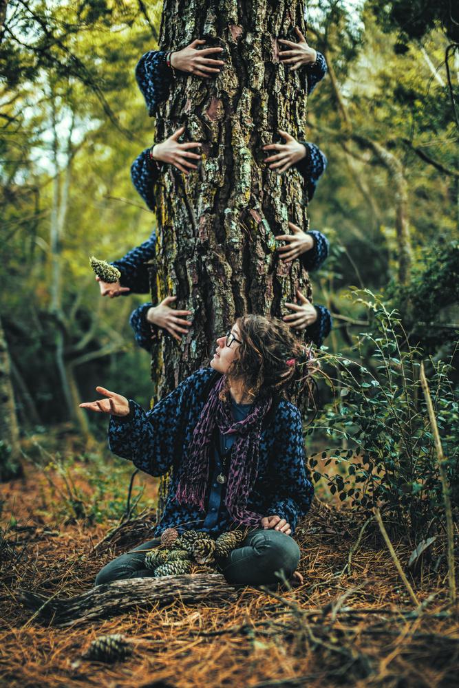 A helping hand. by Julian van Jaarsveld