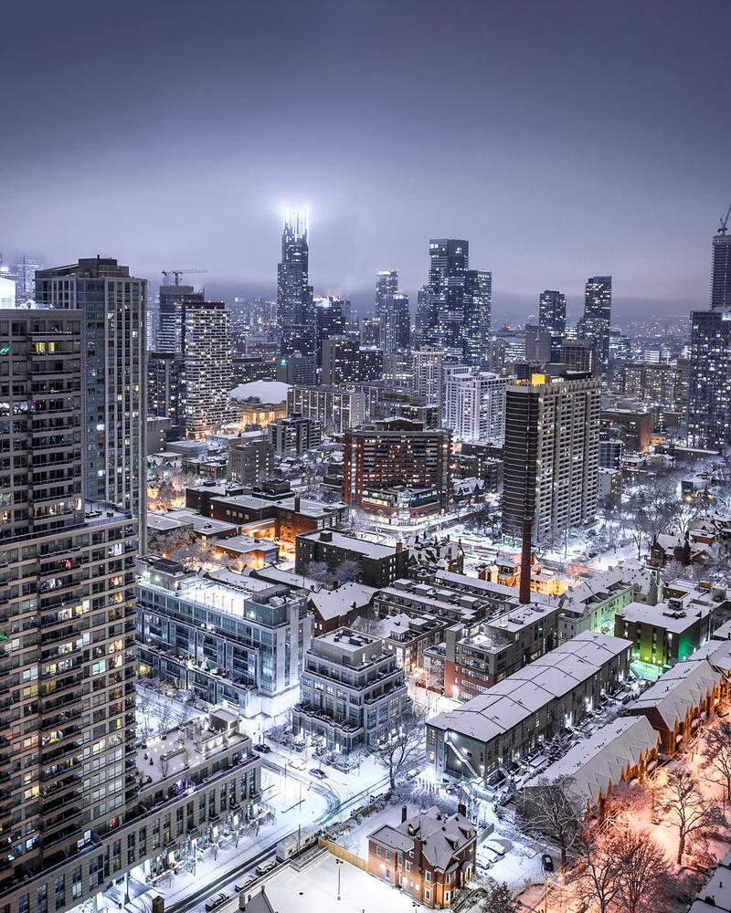 Toronto by Soumya Swain