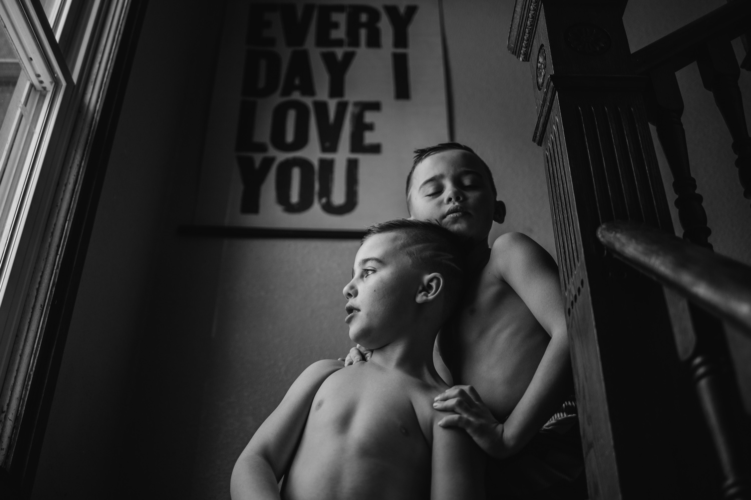Every Day I Love You by Heather Wilson