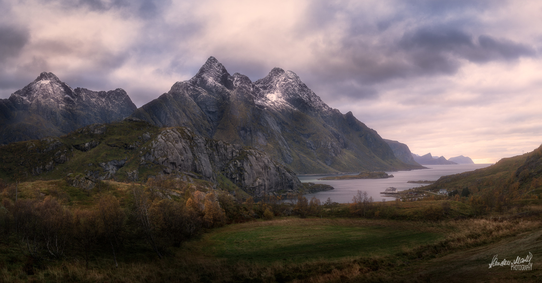 Sunset at Lofoten by SANDEEP MATHUR