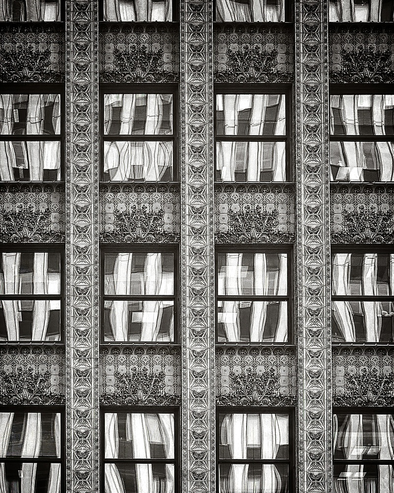 Buffalo Architecture by James Zuffoletto