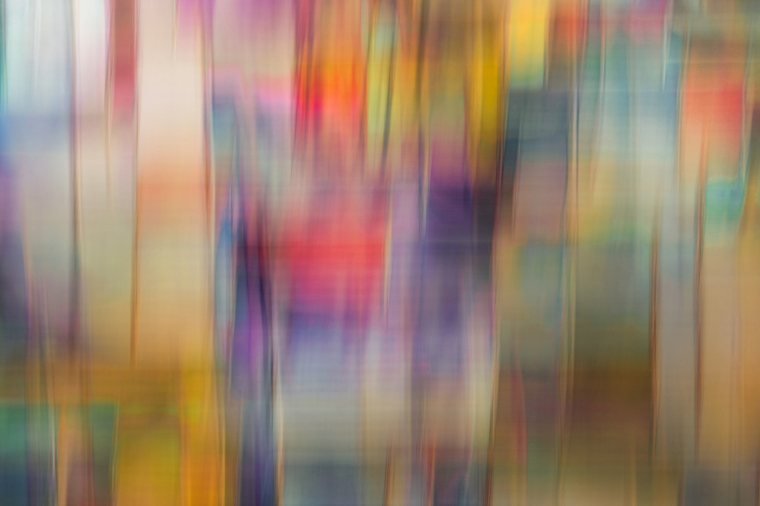Stained Glass ICM by Matthew Lacy
