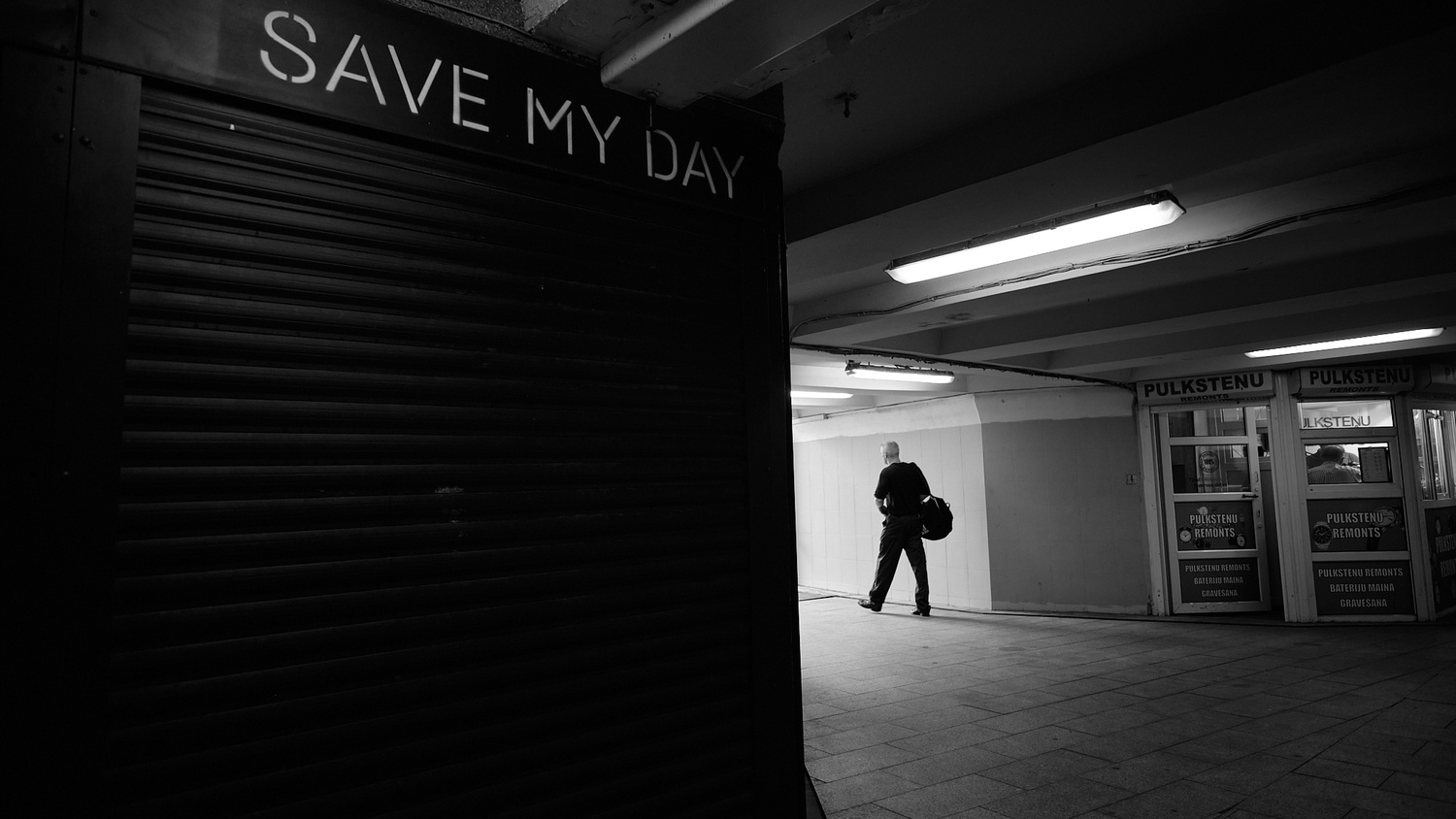 Save My Day by P K