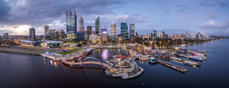 Perth Western Australia by Chris Lucas
