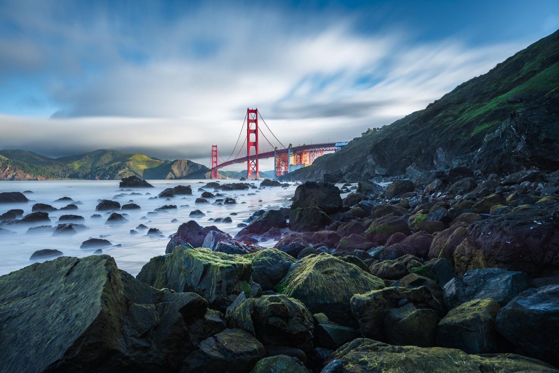 Golden Gate Bridge by Josh Sanders