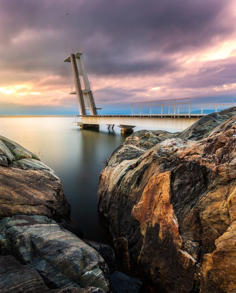 Ingierstrand Beach by Mikkel Nordbæk
