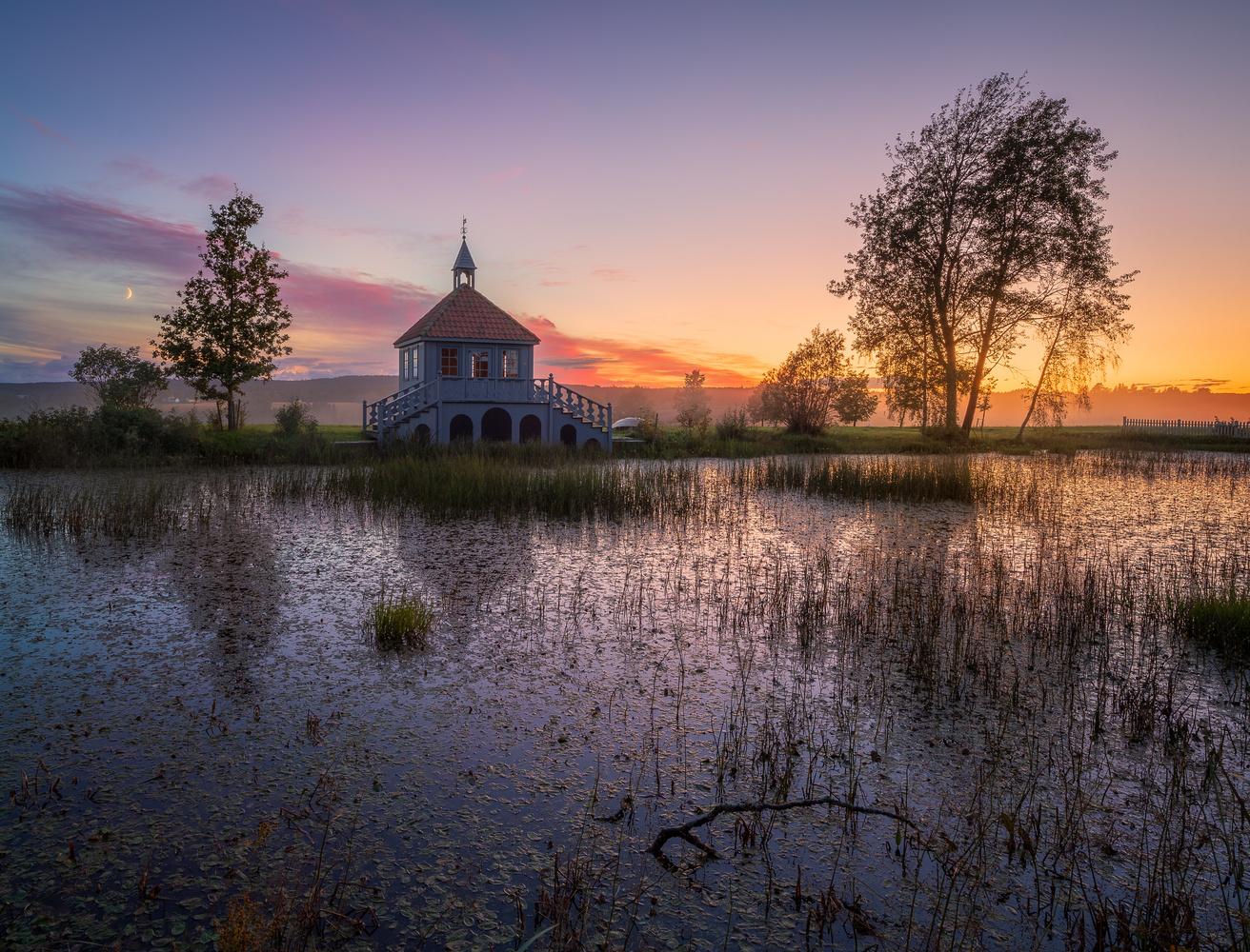 Spydeberg Prestegård by Mikkel Nordbæk