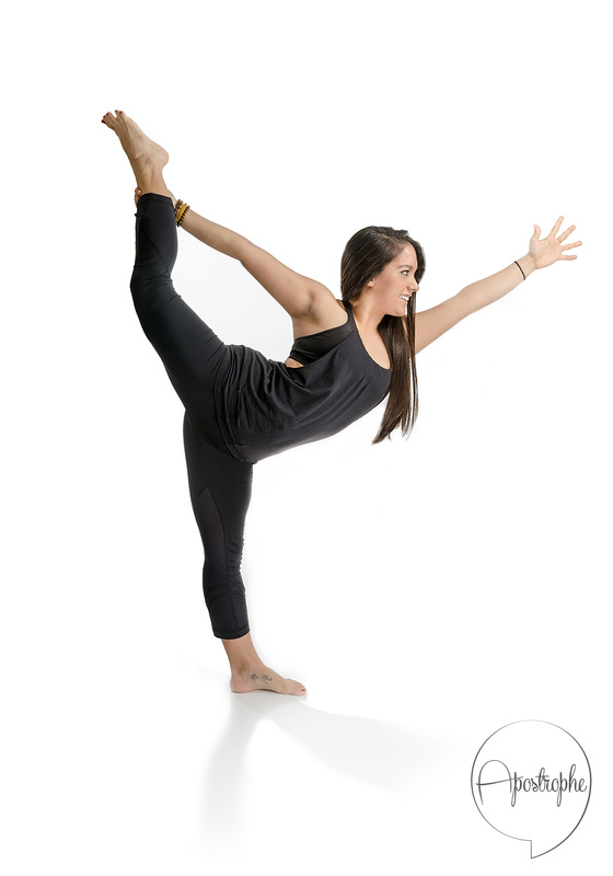 Dancer Pose by Kenneth O'Connell