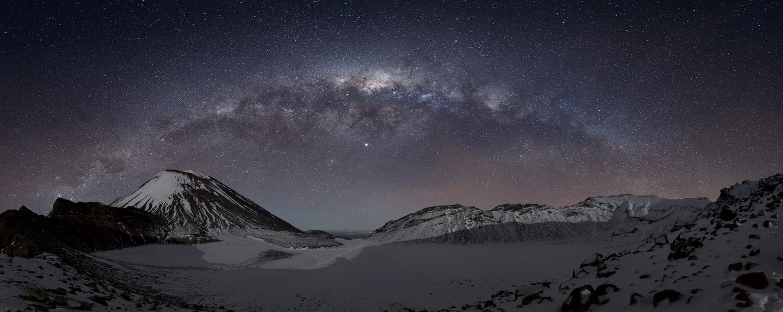Tongariro Crossing by Adam Wierzchowski