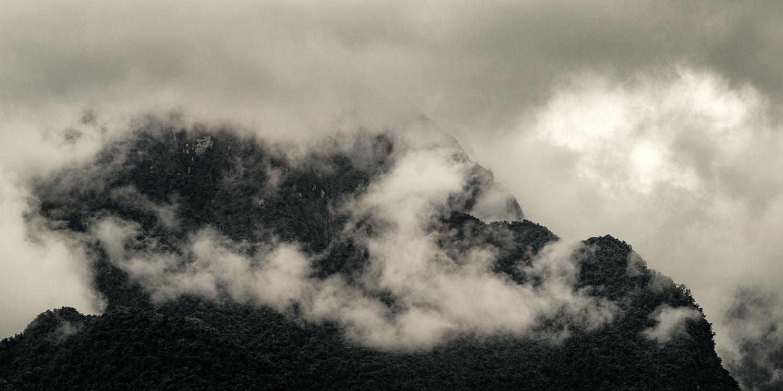 Début de la saison des pluies, au Pérou. by Rémi Carbonaro