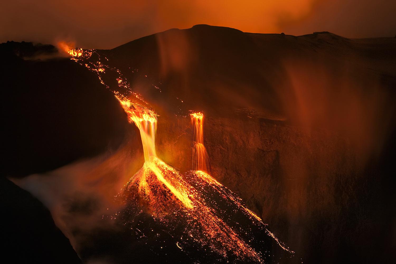 Lava Stream by Bragi Ingibergsson - BRIN