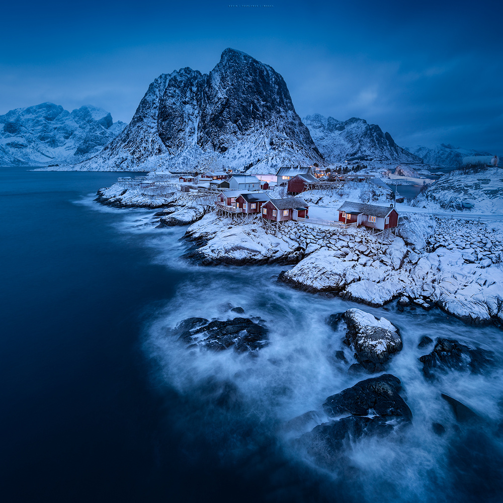 Hamnøy blues by Kevin Teerlynck