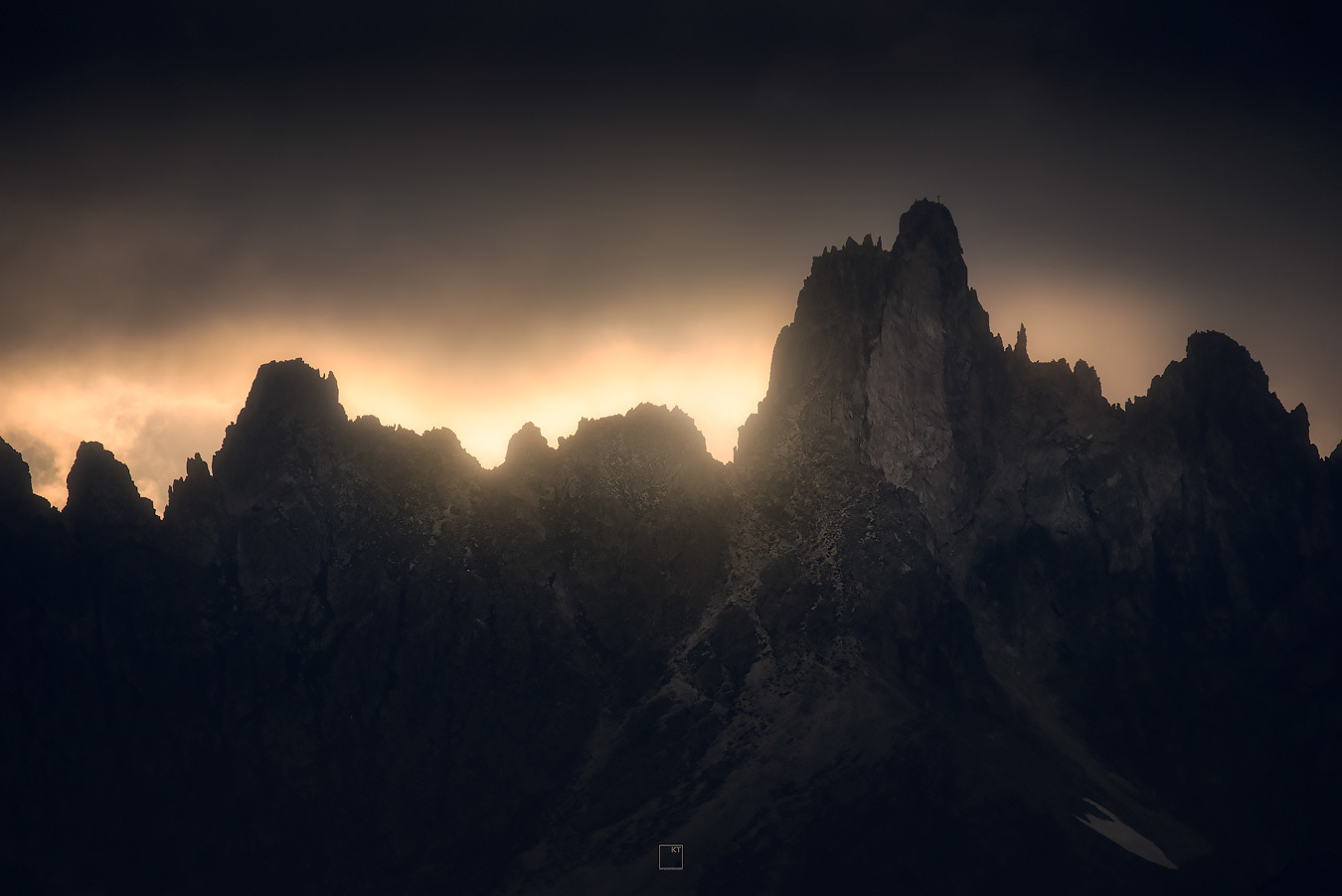 Moods of the mountain by Kevin Teerlynck