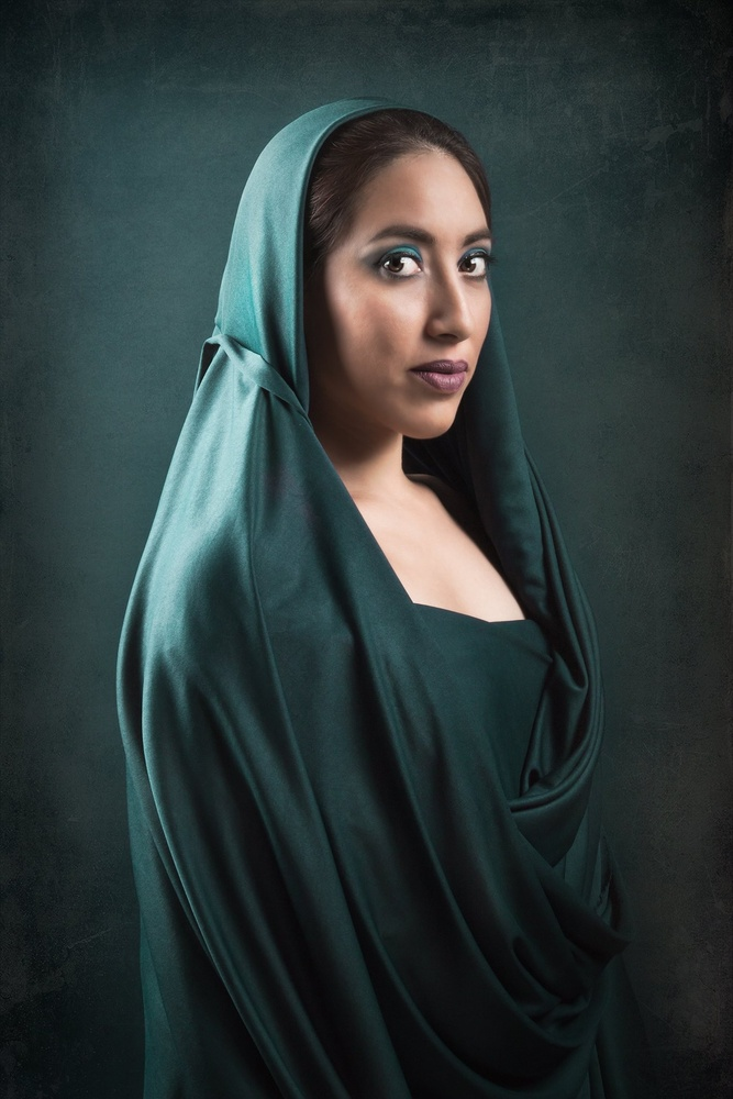 Ana Belen by Wadih Anton