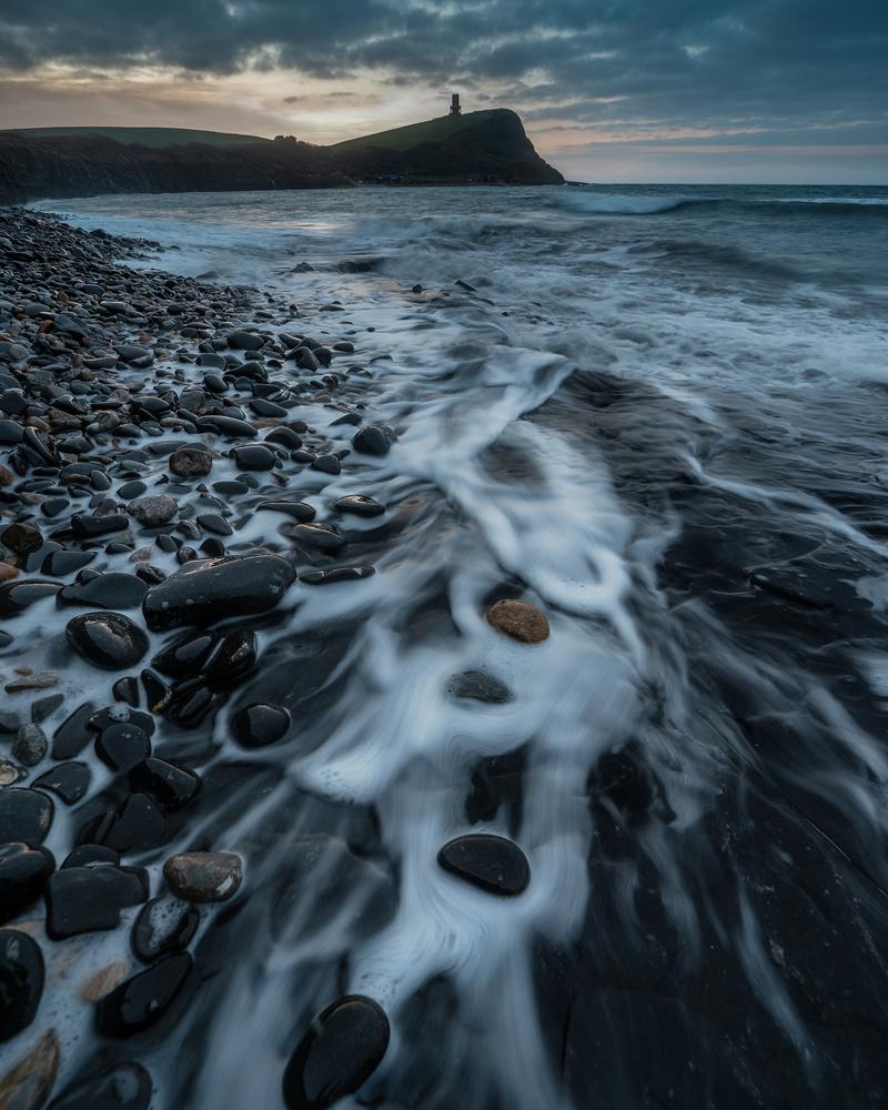 Kimmeridge Seascape by Ryan Hill