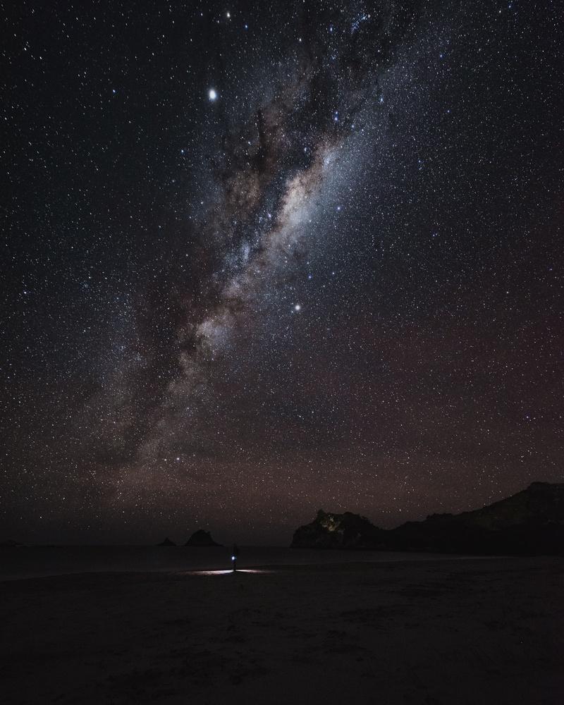 New zealands night sky by Ryan Hill