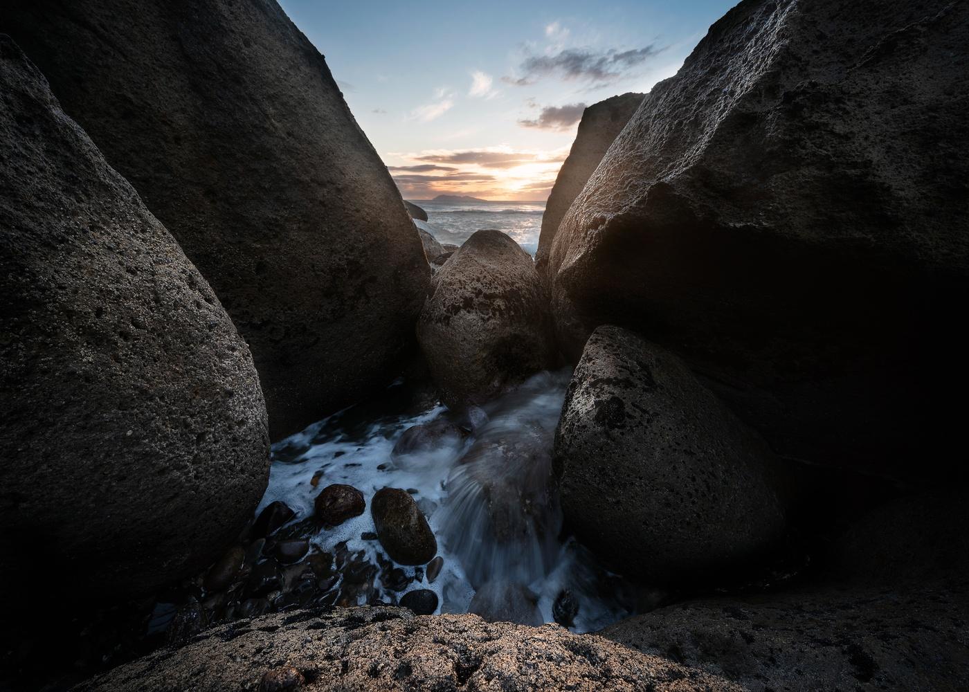 Orokarua Bay by Ryan Hill