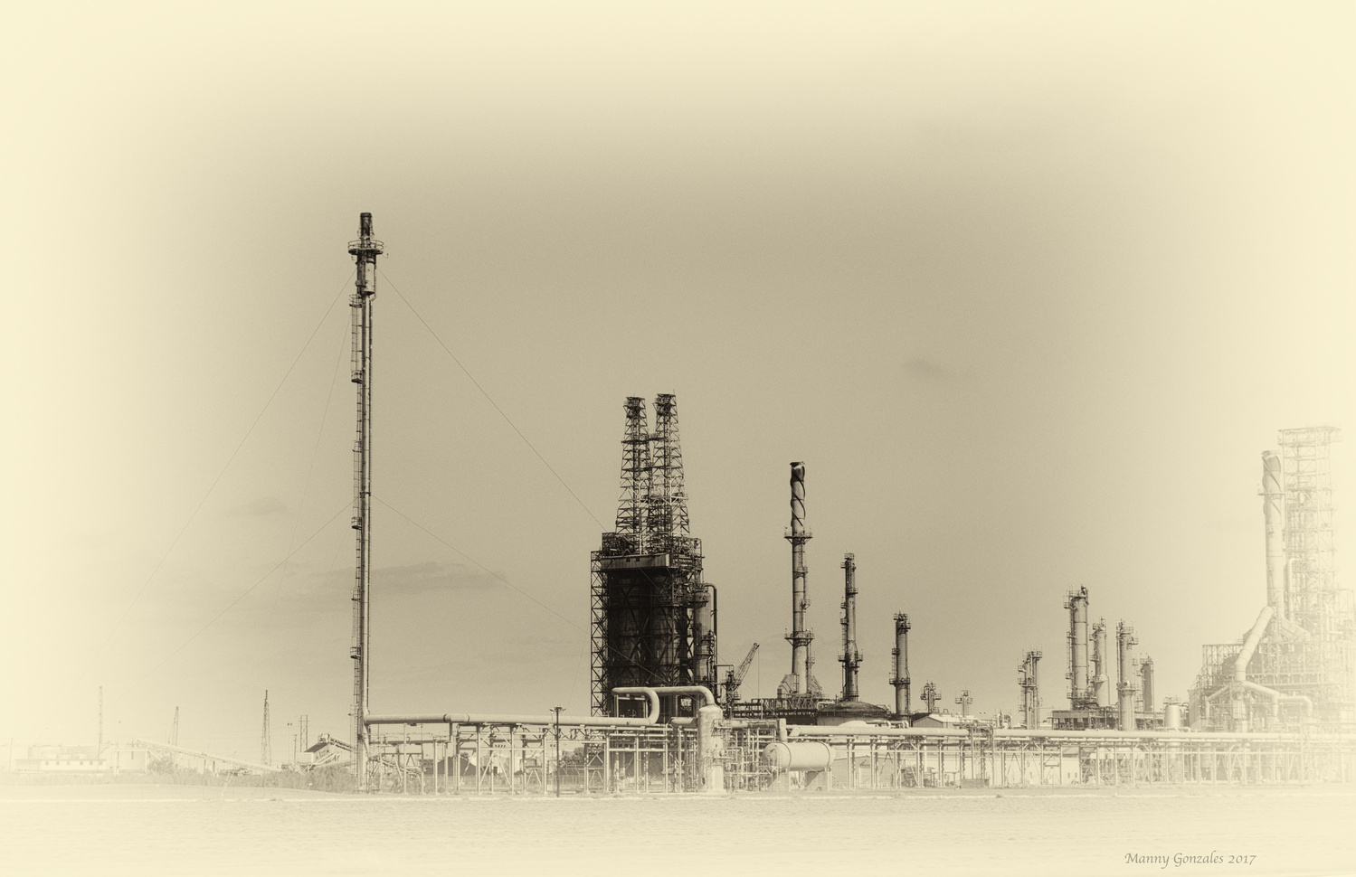 Refinery by Manny Gonzales