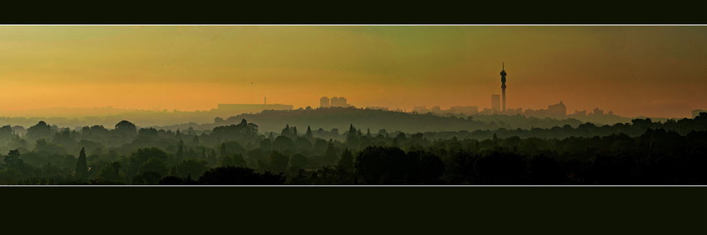South Africa Johannesburg by Louis van Zyl