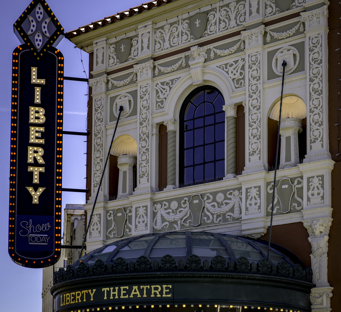 Liberty Theater by David Hutson
