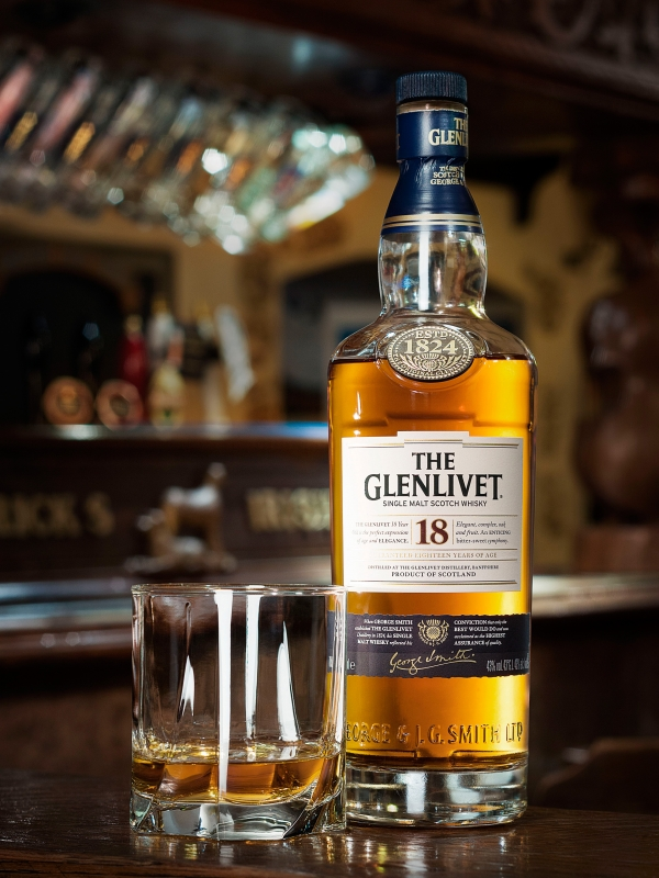 The Glenlivet Whisky by Alen Kirn