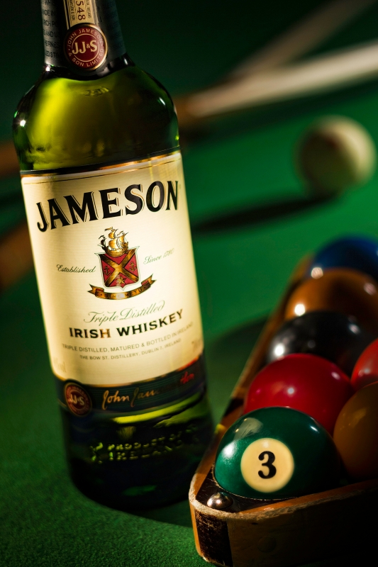 Jameson Whisky by Alen Kirn