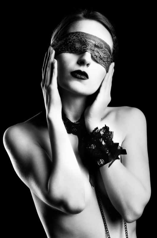Blindfolded by Stefano Giordano