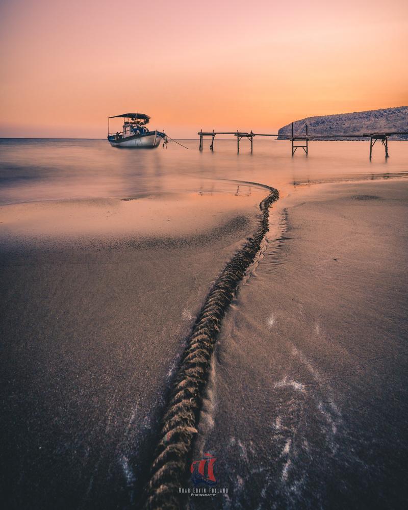 Zapallo Beach, Cyprus by Roar Edvin Folland