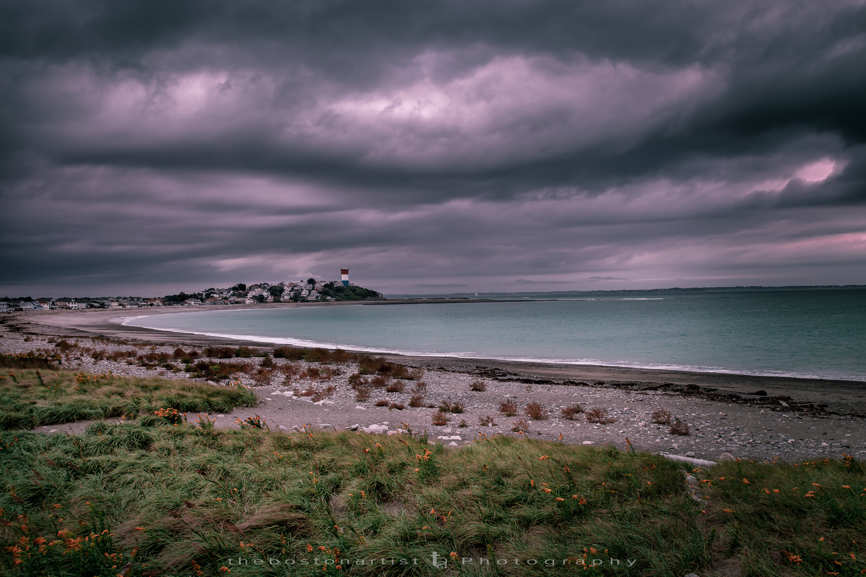 Crane Beach, Ipswich by Thomas Logan