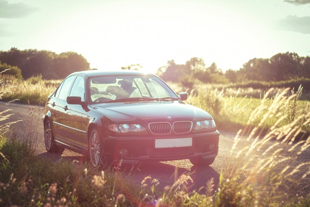 BMW E46 by Tom Johnson