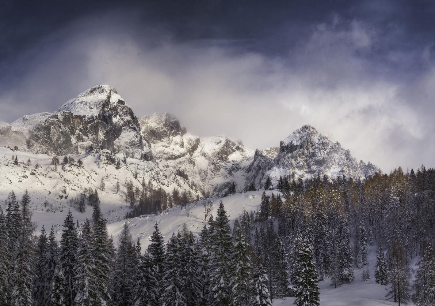 Dachstein Massive by Corin Vilanek