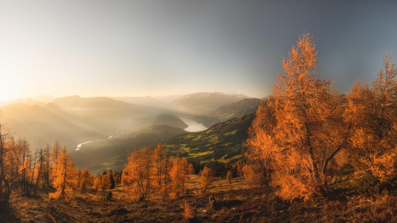 Views from Palnock by Corin Vilanek