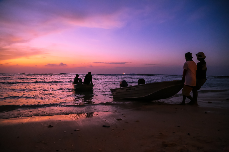 Fishermen by tanguy henrijean