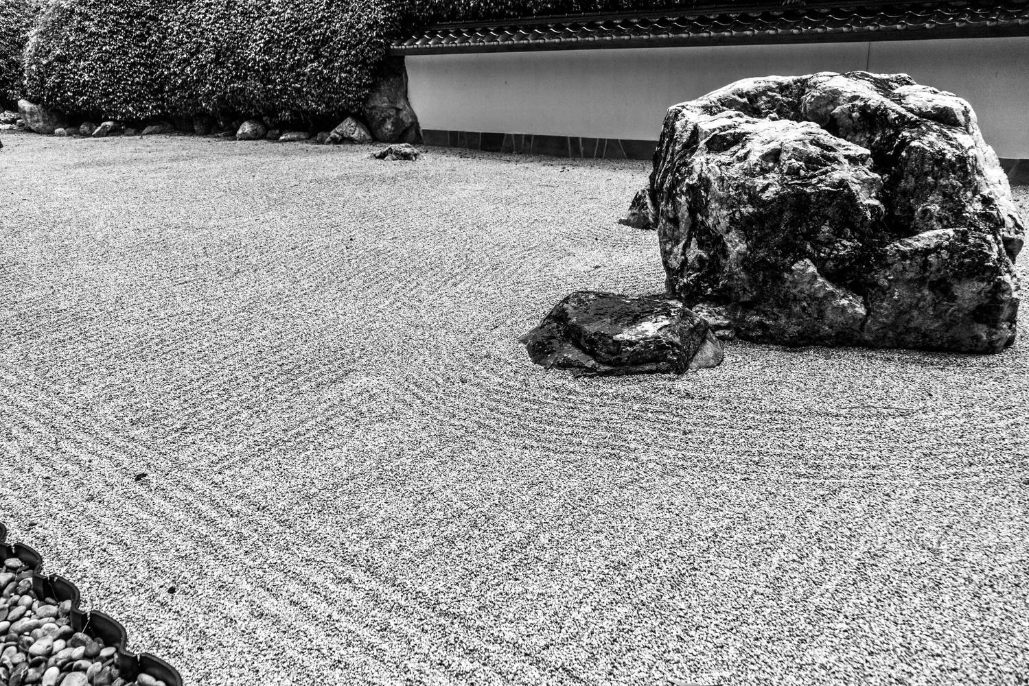 Morikami Rock Garden by Luis Santana