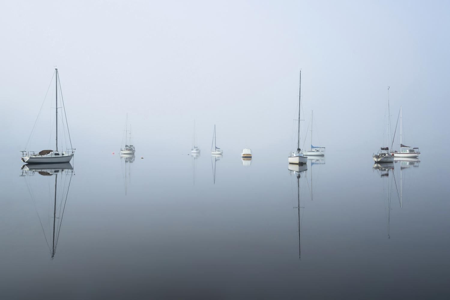 Misty River by Jessica Scott